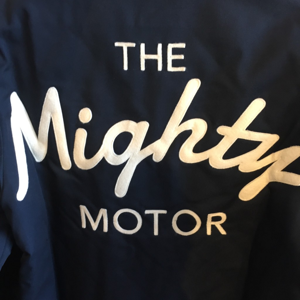 Clothing from The Mighty Motor apparel and moto brand