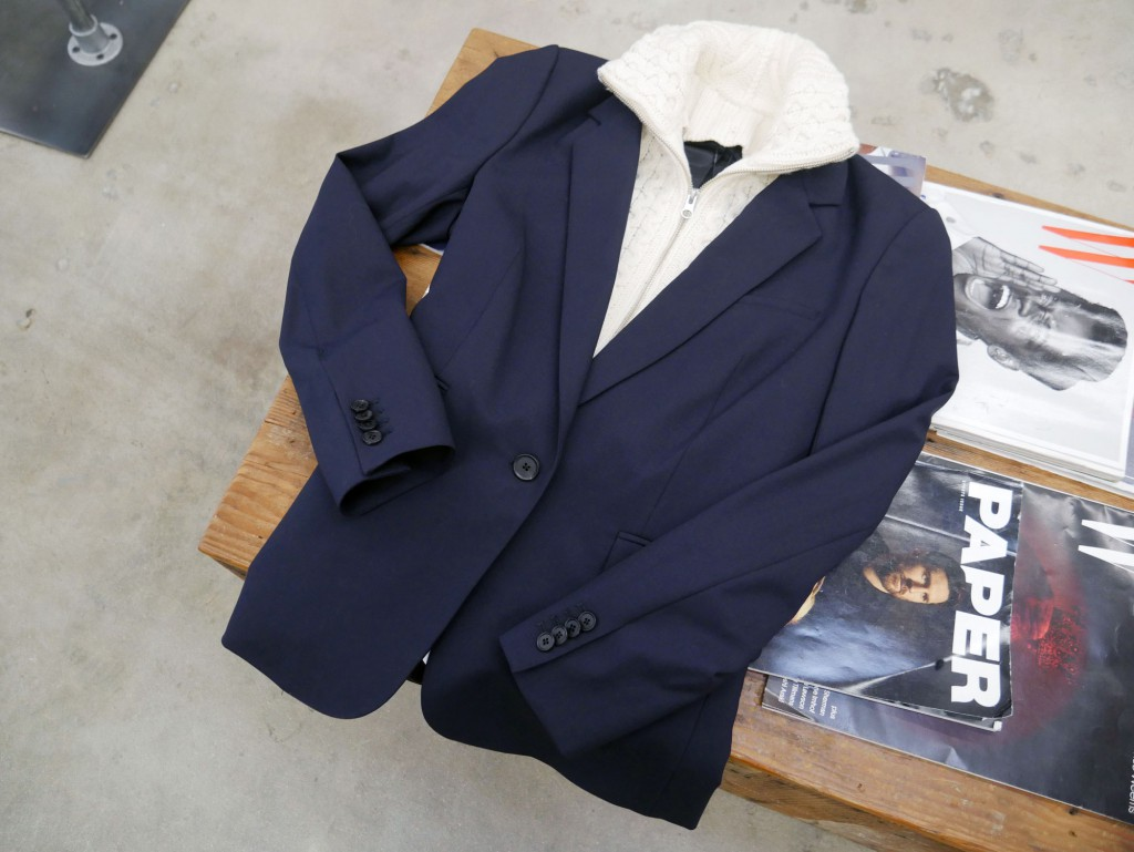 Veronica Beard jacket and dickey, $545 and $250 at Parliament
