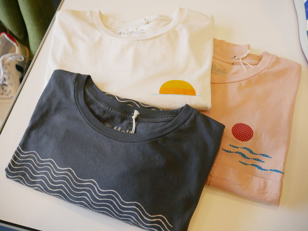 Mollusk tees, $35 at Wittmore