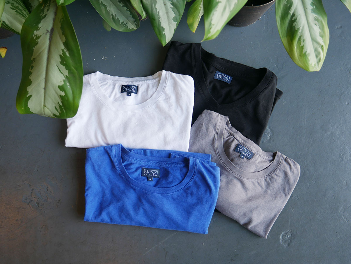 Wittmore tees, $50 and up