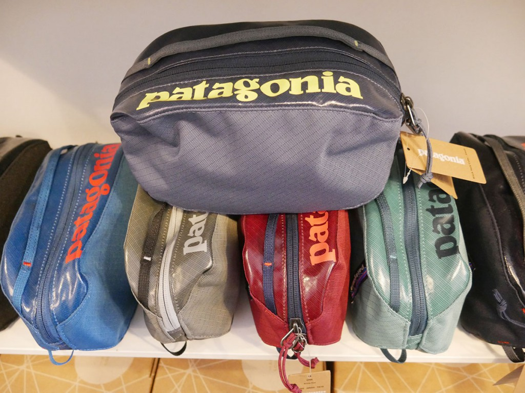 Patagonia dopp kit, $29 at Wittmore