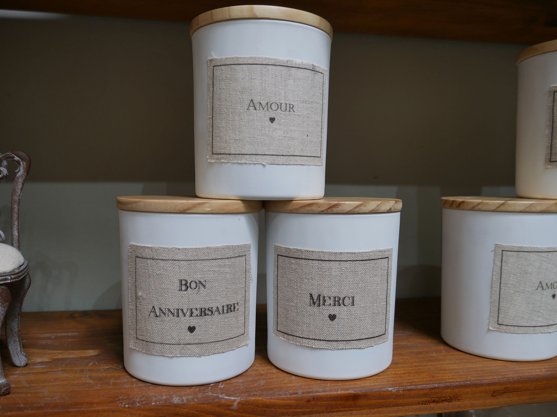 Maison Nathalie candles, $36