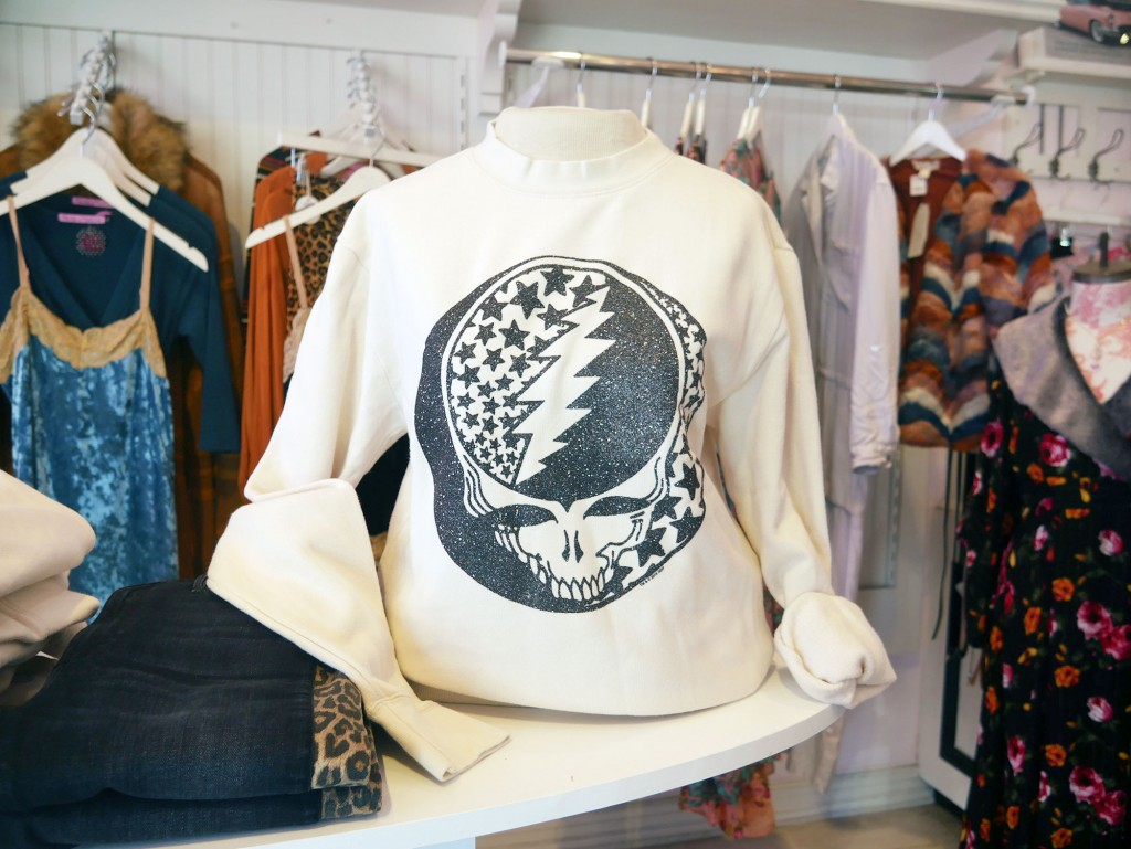 Junk Food Grateful Dead sweater, $59